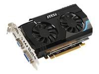 MSI Radeon HD 6670 PCIE DDR5 1GB Graphics Card