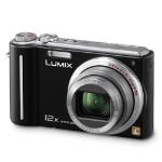 Panasonic DMC-ZS1K 10.1 Megapixel Black Digital Camera